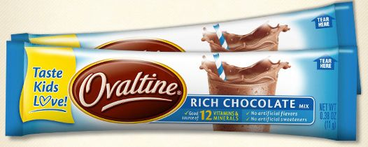 Ovaltine Free Samples and Coupons