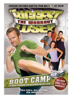 The Biggest Loser Bootcamp DVD Sales and Deals