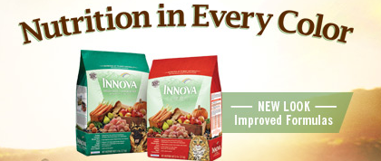 FREE Innova Dog or Cat Food with purchase at PetSmart