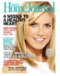 FREE 1-year Ladies Home Journal Magazine Subscription