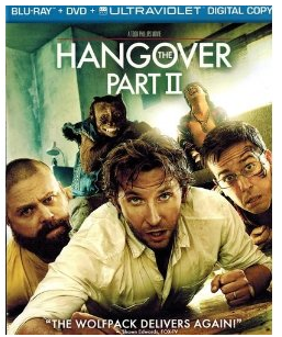 The Hangover Part II in a Blu-ray/DVD Combo Pack Deals and Sales
