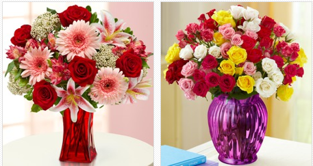 Thrifty Valentine's Day Ideas - Get a $30 Credit to 1-800-Flowers.com for ONLY $15! Hurry!