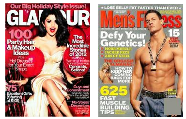 Daily Magazine Deals - Glamour, Men's Fitness and Maxim AS LOW AS $2.99 for a 1-Year Subscription!