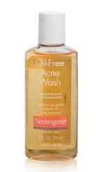 FREE Neutrogena Oil-Free Acne Wash at Walmart with Coupons!