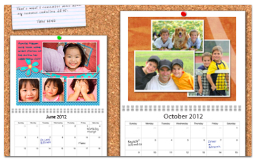 Personalized 2013 Photo Calendar for ONLY $9 from Picaboo!