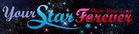 Get a Star Named After You from YourStarForever.com for ONLY $9 (Reg. $79)!