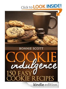 FREE eCookbook - Cookie Indulgence: 150 Easy Cookie Recipes