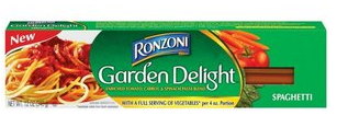 Commissary Deals for Ronzoni Garden Delight Pastas