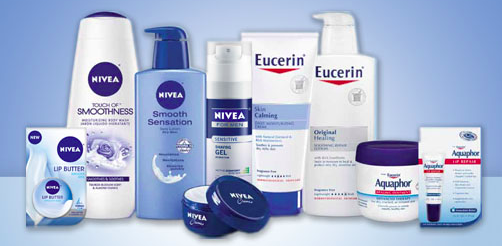 FREE Sample of Nivea, Aquaphor, or Eucerin