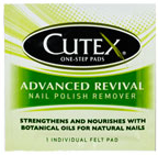 FREE Cutex Nail Polish Remover Pads from Allure! Hurry!