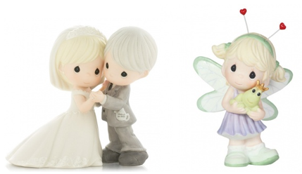 Precious Moments Figurines and Keepsake as low as $2.75 (+ FREE Shipping for New Customers)!
