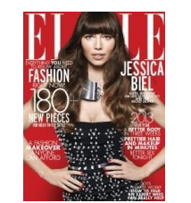 FREE 1-year Elle Magazine Subscription! Hurry!