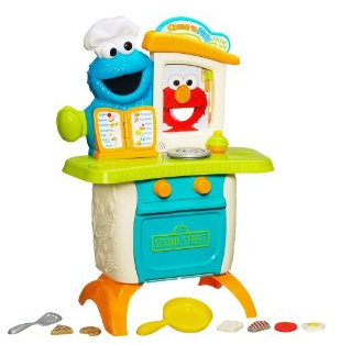 Cookie Monster Kitchen Cafe ONLY $29.97 (Reg. $60) SHIPPED! Hurry!