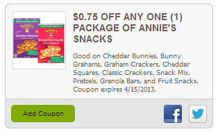 Annie's Homegrown Coupons and Deals