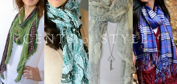 Cents Of Style Scarves Sales