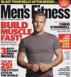 Men's Fitness Magazine Subscription Deals