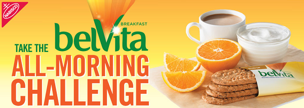 belVita Sweepstakes, Coupons and Deals