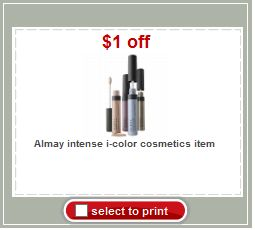 Almay Coupons and Deals at Target