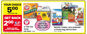 Arm & Hammer Cat Litter Coupons and Deals