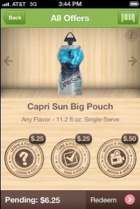 Capri Sun Bog Pouch Coupons and Deals
