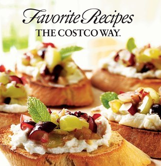 Costco Free Recipe Book