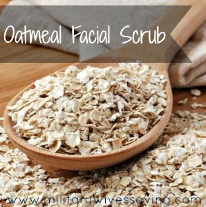 DIY Make Your Own Oatmeal Face Scrub and Mask Recipe