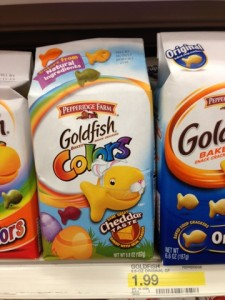 Easter Goldfish