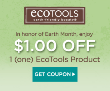 Ecotools Printable Coupon for a Free Item