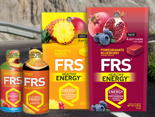 FRS Healthy Performance Giveaway