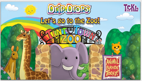 Free Let's Go to the Zoo Kids App