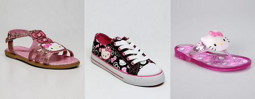 Hello Kitty Girls Toddler Shoes Sales