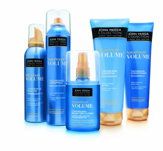 John Frieda Luxurious Volume Hair Care Coupons