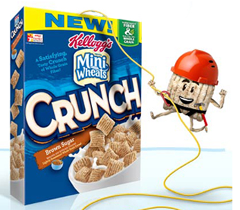 Kellogg's Mini Wheat Crunch Coupons and Deals