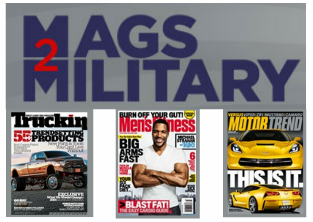Mags2Military Free Magazine Subscriptions for Military