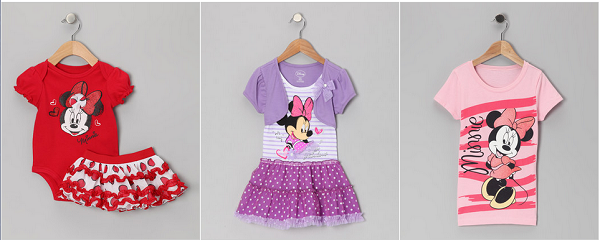 Minnie Mouse Girls Outfits