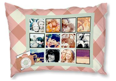 Personalized Photo Pillowcase for Mother's Day