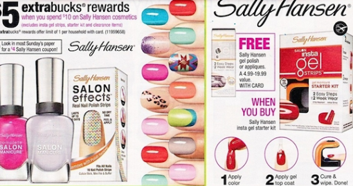 Sally Hansen Coupons and Deals