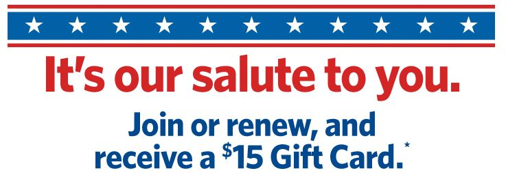 Sam's Club Military Membership