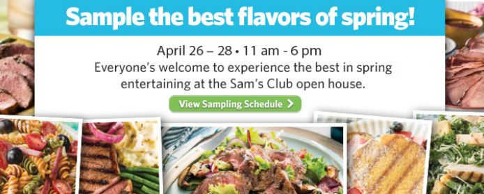 Sam's Club Free Guest Pass