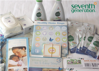Seventh Generation House Party Goodies