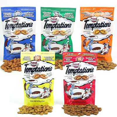 Temptations Cat Treats Coupons