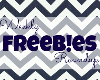 Weekly Freebies Roundup List