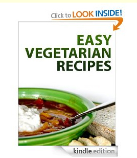 Free eCookbook Easy Vegetarian Recipes