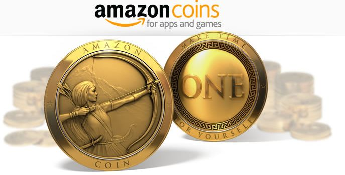 Amazon Coins for Games and Apps
