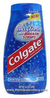 Colgate MaxFresh Toothpaste Coupons