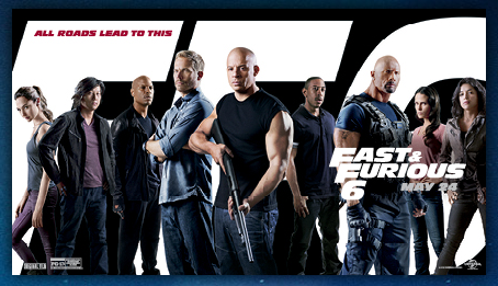 Fast and Furious 6 Free Tickets
