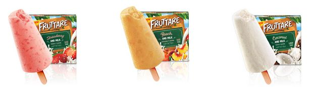 Fruttare Fruit Bars Coupons and Deals