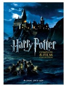 Harry Potter Complete Series DVD Set Deals