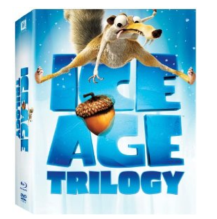 Ice Age Trilogy on Blu-ray DVD Box Set Deals.