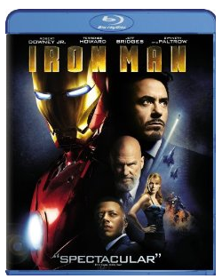 Iron Man DVD Movie Deals